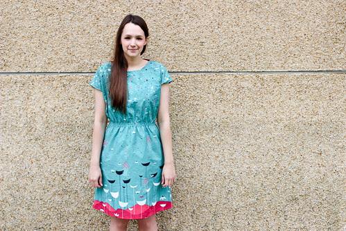 Nordika Staple Dress by Jeni Baker