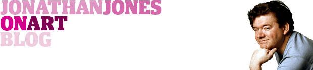 Badge Jonathan Jones on Art Blog