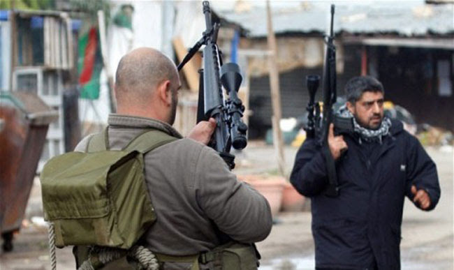Syria militants possess chemical arms: Video