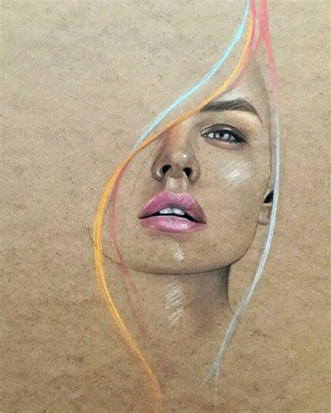 color pencil drawing  usam