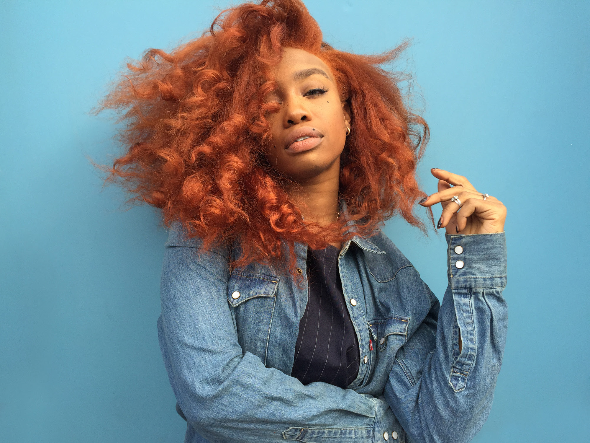 Singer SZA\u2019s New Copper Red Hair and Her SXSW Performance  Vogue