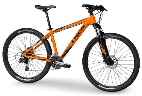 trek  full bike  marlin  shimano altus  speed orange alltricksfr