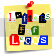 Letters for Lucas
