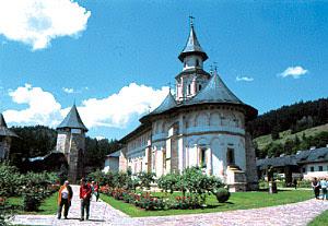 Manastiri din Bucovina