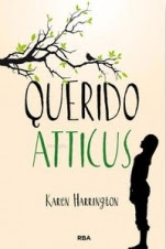 Querido Atticus Karen Harrington