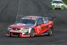 Australian driver Jamie Whincup. Photo / Alan Gibson