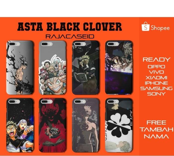 Black Clover Wallpaper Iphone Xr - Gambarku