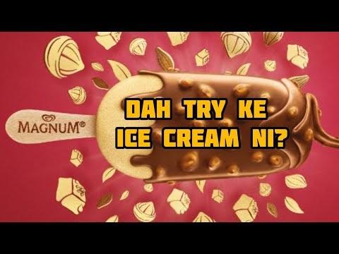 Magnum Macadamia Salted Caramel Ice cream