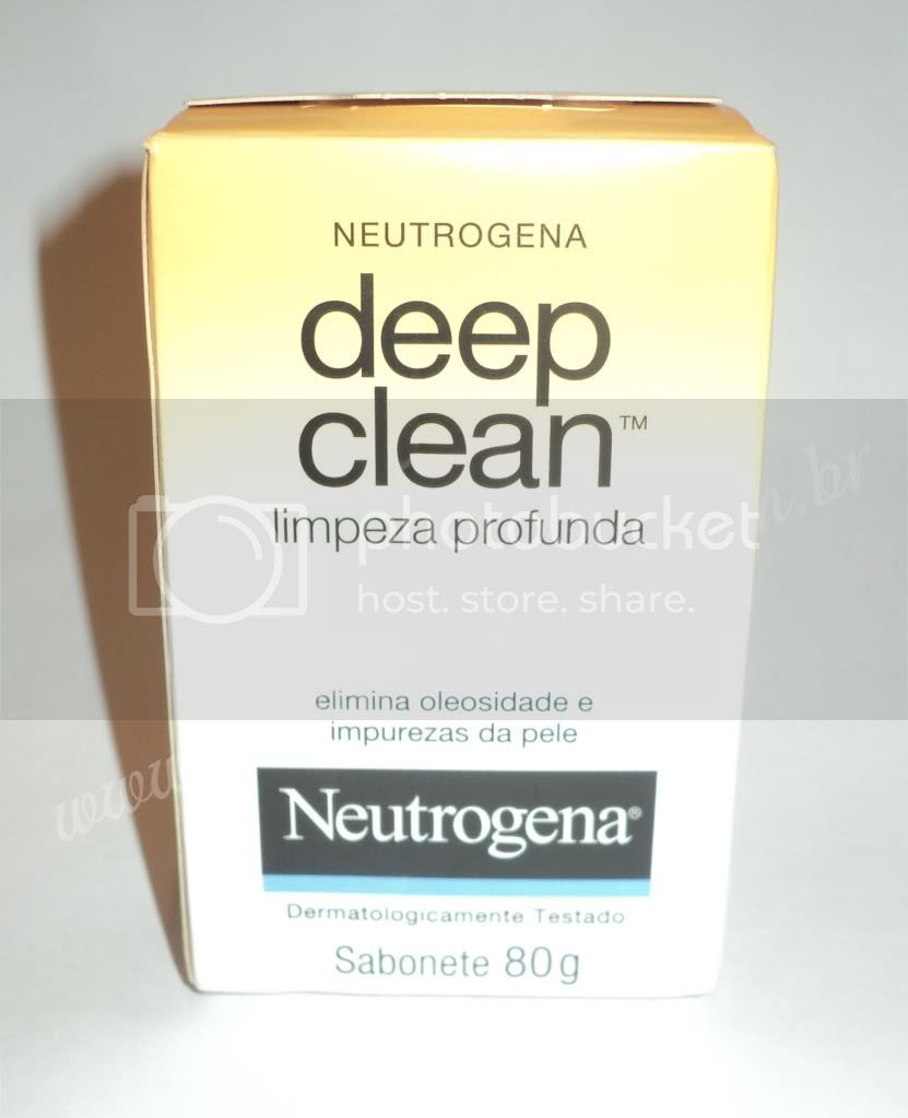 Sabonete Deep Clean Neutrogena