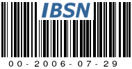IBSN: Internet Blog Serial Number 00-2006-07-29
