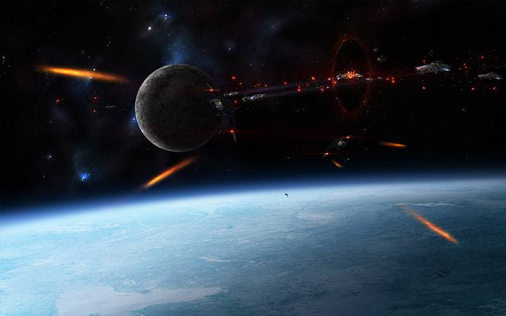 Image result for FOTO GUERRA EXTRATERRESTRES