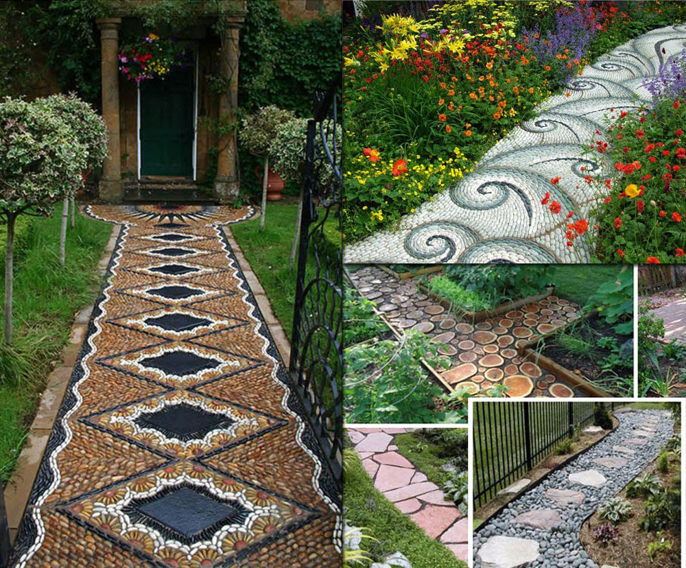 12 Lovely Garden Path and Walkways Ideas - Home and ...