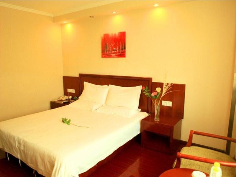 Review GreenTree Inn Dongying Bei'er Road University Of Petroleum Express Hotel