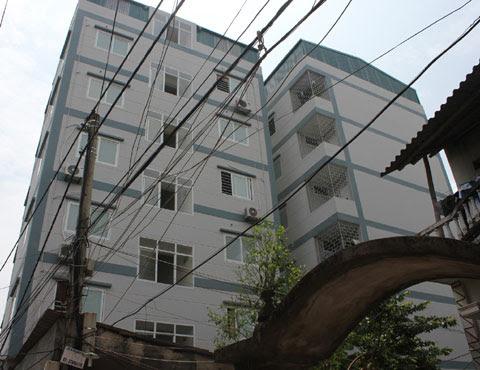 Phí trần dịch vụ chung cư Hà Nội tăng lên gấp 4 lần