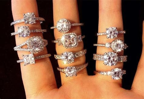 Which finger is your engagement ring finger?   Ritani