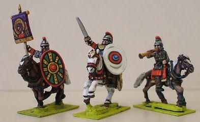 Heavy cavalry command
