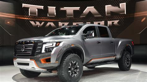 nissan titan warrior superior  truck