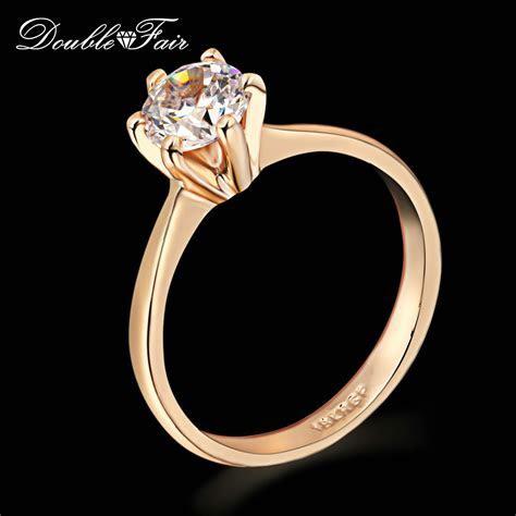 Six Claw 1 Carat Cubic Zirconia Wedding/Engagement ring