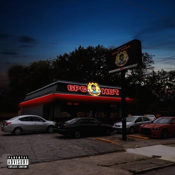 6lack - 6pc Hot (Clean EP)