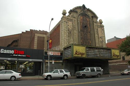 Kings Theater, Flatbush Avenue