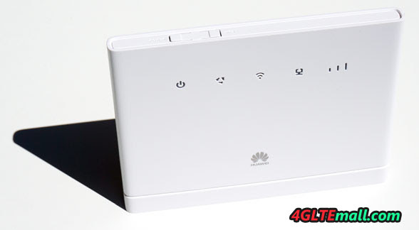 4G Mobile Broadband: Huawei B315 4G LTE Router Overview