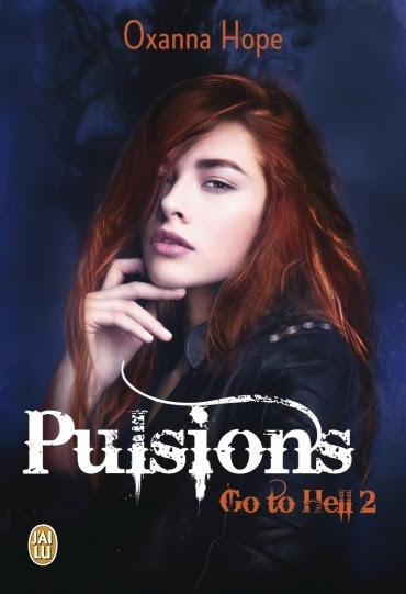 Couverture Go to Hell, tome 2 : Pulsions