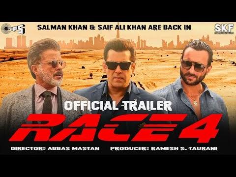 Race 4   Official Concept Trailer   Salman Khan   Sunil S   Saif Ali K   Anil   Abbas M   Upcoming