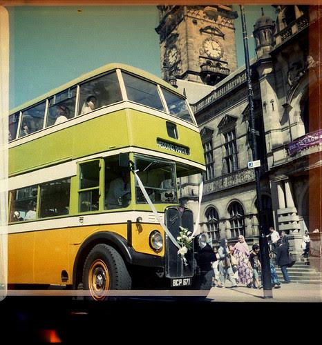 wedding bus by pho-Tony