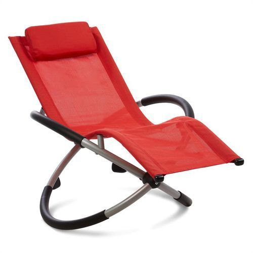 Blumfeldt Chilly Willy Fotel Bujany Dziecięcy Leżak Krzesło Ogrodowe