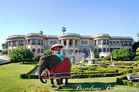 Pasadena Princess Mansion ?1288 South Oakland Avenue