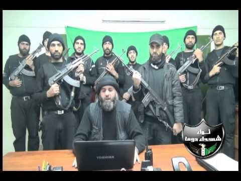 بالفيديو : مقتل بشار الاسد : تأكيد من الجيش الحر لواء الاسلام 30 مارس 2013