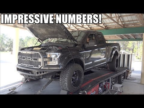 How Much Hp Does A 50l V8 Ford F150 Actually Have Dyno Results