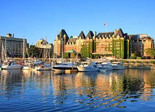 Crociera Victoria(Canada)