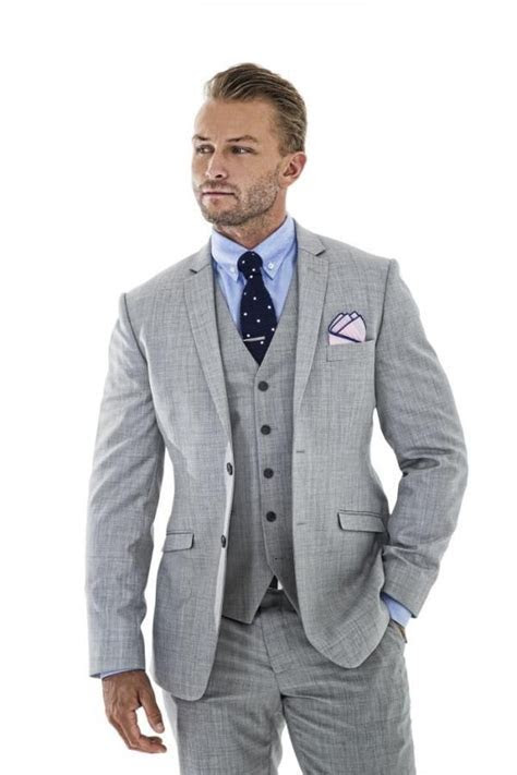 3 piece suits fro men by Montagio Custom Tailoring   Three