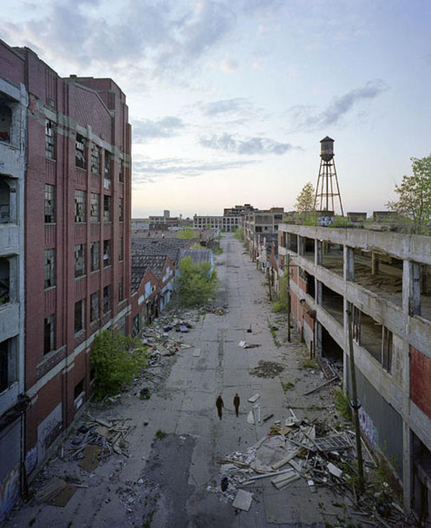 Packard Motors Plant