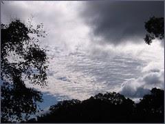 65 Ryosanji iwashigumo clouds sky