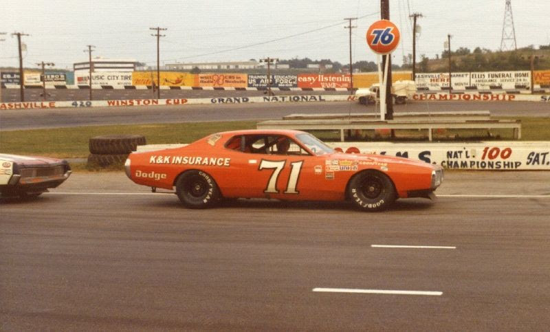 Racing History Minute - August 25, 1973 - RacersReunion ...