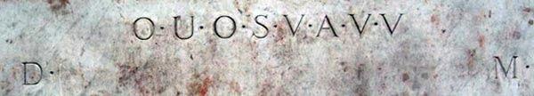 The ten-letter Shugborough Inscription