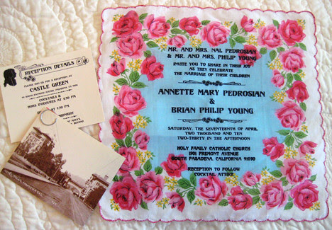 Our Wedding Invites
