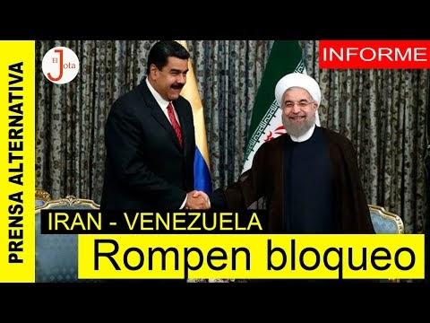 Irán y Venezuela recurren al trueque para darle dinamismo a sus economías