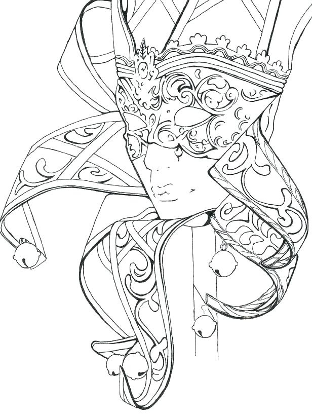 Detailed Fantasy Coloring Pages at GetColorings.com | Free ...
