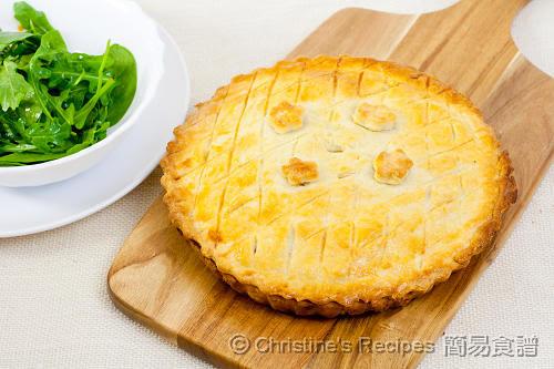 蘑菇雞肉批 Mushroom Chicken Pie02