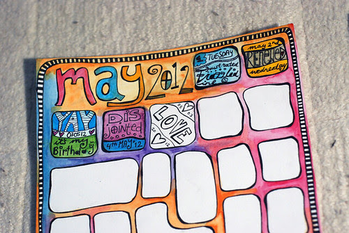Calendar May 4th & 5th