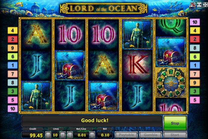 8/4/ · Бесплатный игровой автомат Лорд океана онлайн без регистрации и без смс уже доступен для вас на нашем сайте, играть на нем одно удовольствие.Слот очень просто и имеет приятную структуру/5().