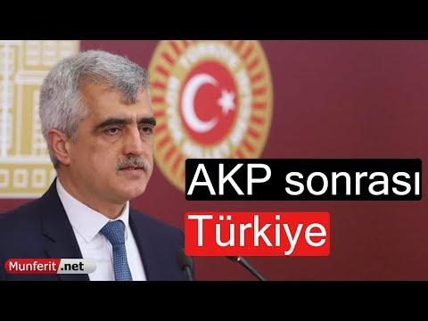 Ömer Faruk Gergerlioğlu   AKP sonrası Türkiye