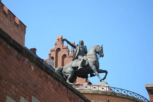 Krakowan linna by Anna Amnell