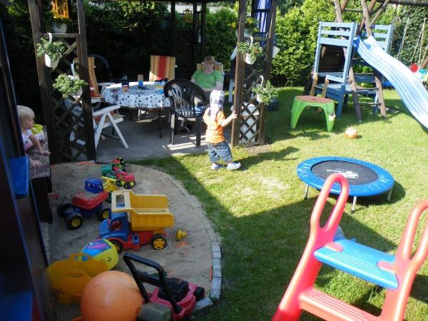 Garden Kleiner Garten Kinderfreundlich Gestalten