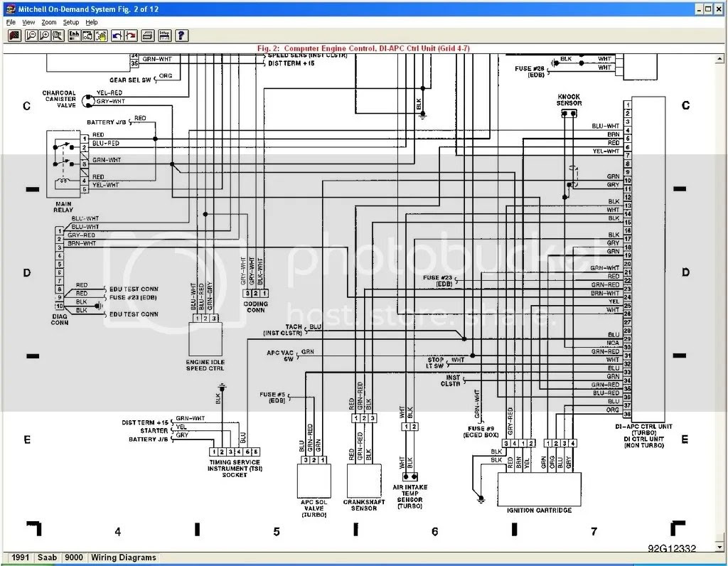 1998 Buick Regal Wiring Diagram