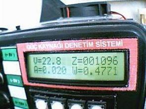 Điện áp công suất hiện tại trở kháng đo lường cho nguồn cung cấp điện