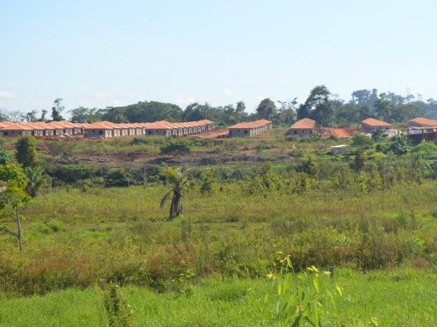 São 684 casas construídas no Residencial Paineiras que deverão ser entregues às famílias (Foto: Assessoria/Divulgação)